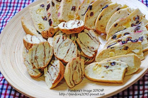 果乾&肉桂 麵包餅乾