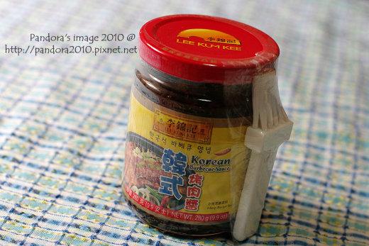 李錦記韓式烤肉醬