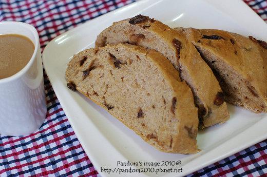 紅酒桂圓麵包