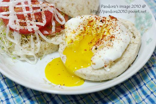 水波蛋 poached egg
