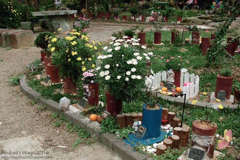 愛的寵物天堂-花葬區