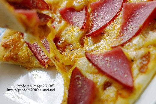 薄片pizza