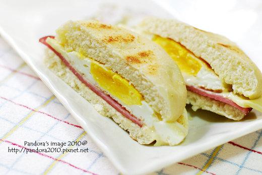 滿福堡 English Muffin