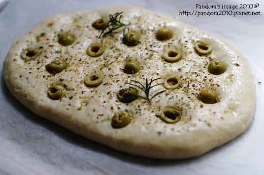佛卡夏麵包 Focaccia