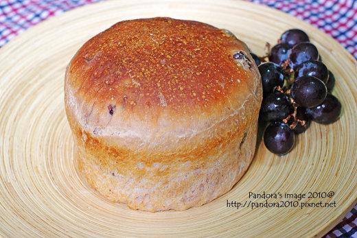葡萄吐司麵包