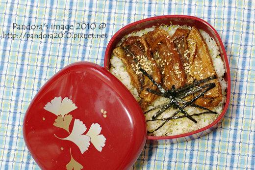 罐頭鰻魚飯