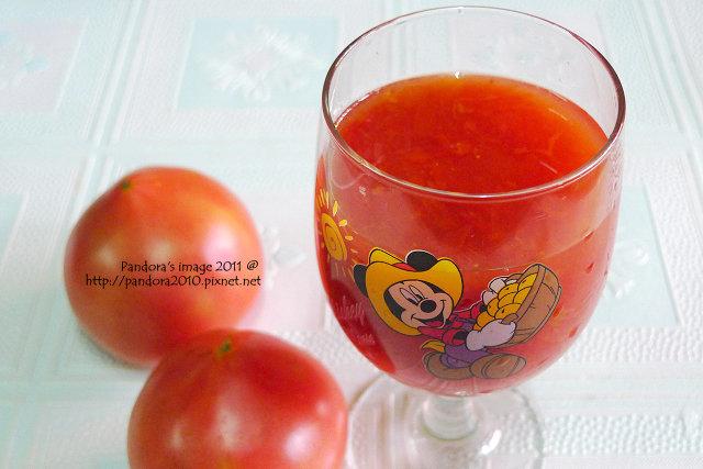蜂蜜蕃茄汁