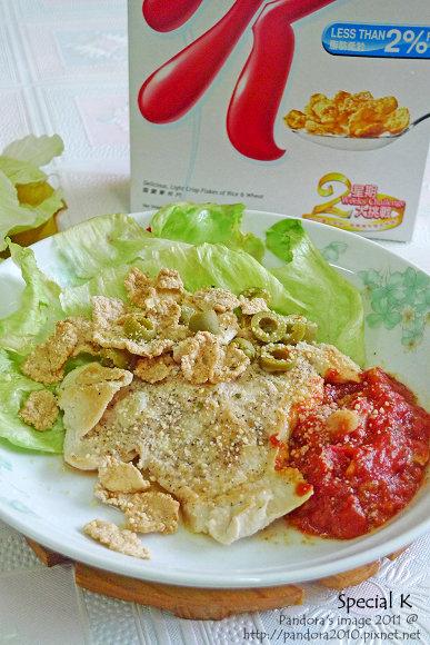 Special K + 香草起司雞排