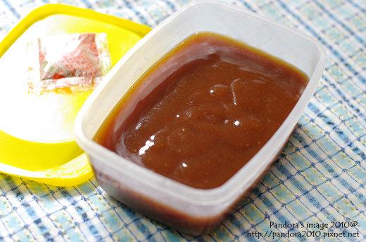 小吃醬油膏