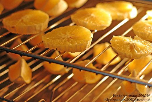 自製柳橙果乾