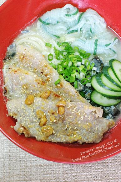 味噌豬肉拉麵