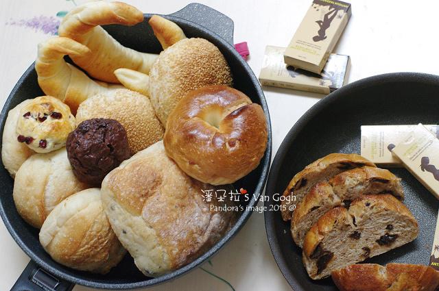 2015.07.15-Amber。麵包、巧克力
