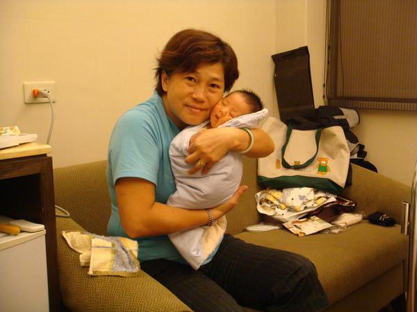 阿媽愛磊磊