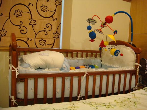 溫馨的小床