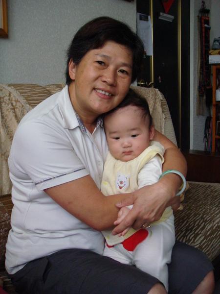 阿媽愛小米
