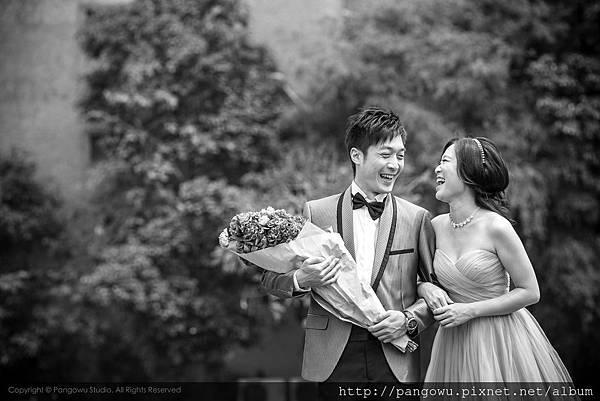 <台北市自助婚紗> Claire Hsieh & Kuo Hua Chen