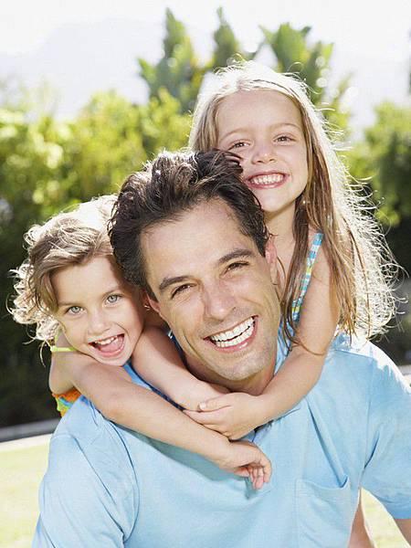 爸爸影響女兒一生的性格與氣質