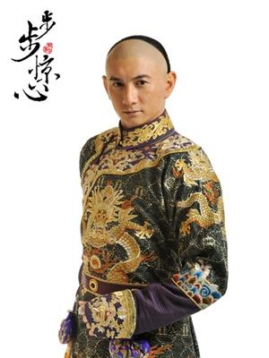 愛新覺羅‧胤禛(吳奇隆)