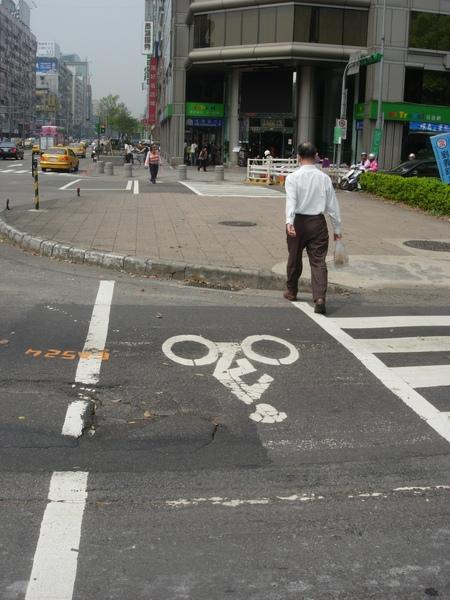 為了單車道而單車道