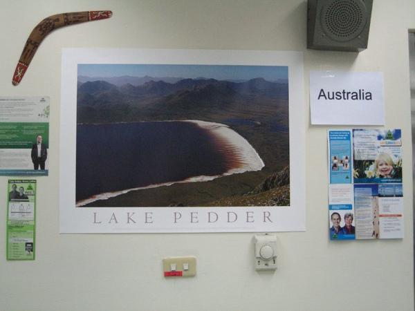 澳洲Lake Pedder-Jenny Chou攝