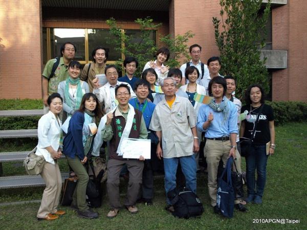 日本綠黨議員-亮蝦攝