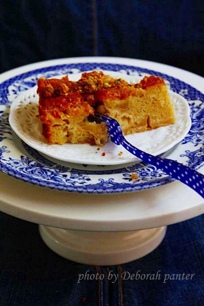 法式香草蘋果蛋糕