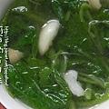 ㄚ爸古早味:筧菜蒜頭湯
