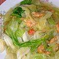 ㄚ爸古早味: 蝦米炒高麗菜