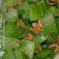 ㄚ爸古早味: 蝦米炒芥菜
