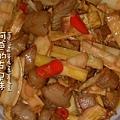 ㄚ爸古早味: 炒桂筍