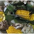 玉米排骨海帶湯
