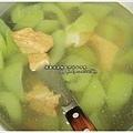 大黃瓜油豆腐湯