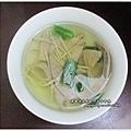 薑絲豬肝湯