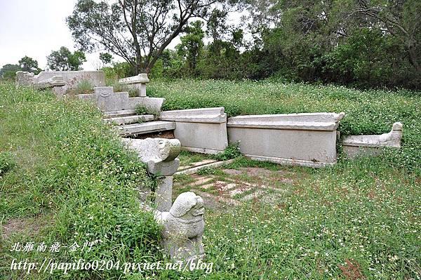 黃汴墓側面