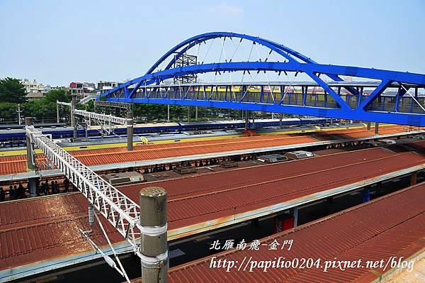 彰化車站跨站陸橋