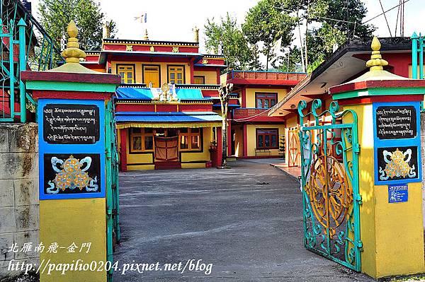 波卡拉(Pokhara)Tashi Ling藏胞村