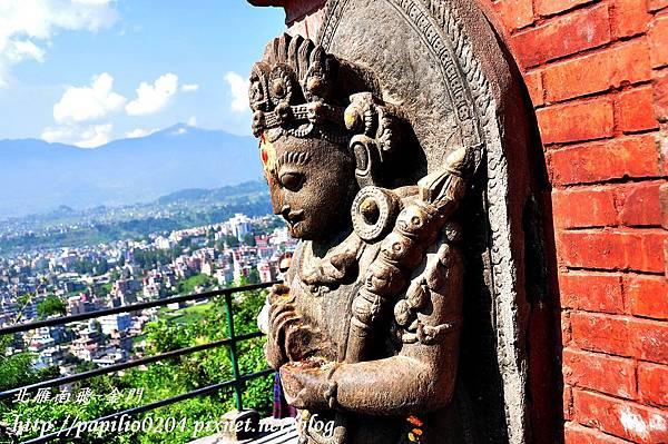 蘇瓦揚布拿(Swayambhunath;四眼天神廟)