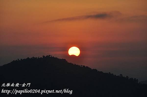 波卡拉(Pokhara)莎朗可山(Mt. Sarangkot)看日出