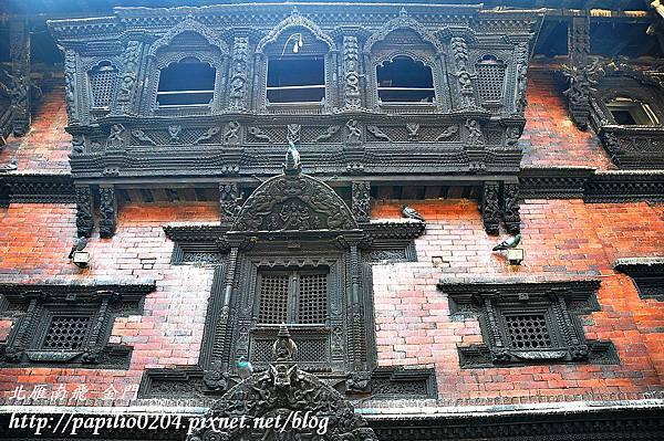 加德滿都(Kathmandu)杜兒巴廣場(Durbar Square)庫瑪莉寺(Kumari Bahal)