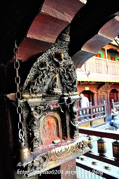 帕坦古都(Patan)黃金寺廟(Golden Temple)