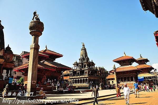 巴克塔布(Bhaktapur)杜兒巴廣場(Durbar Square)
