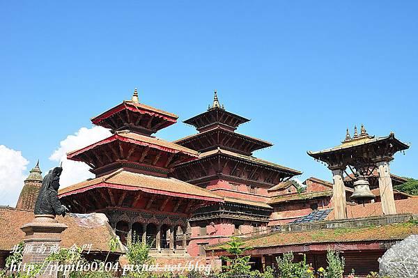 帕坦古都(Patan)哈里桑卡廟(Hari Shankar Temple)