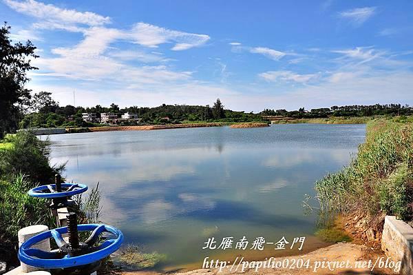 金門西園湖