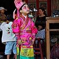 後浦南門居民的四月十二迎城隍準備工作