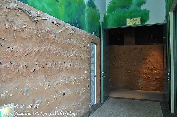 第三展示室-歷史風華入口