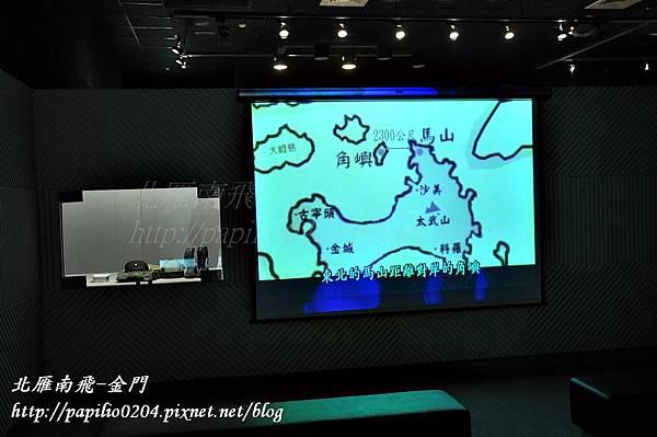 第四展示室-金門人素描之戰地記憶