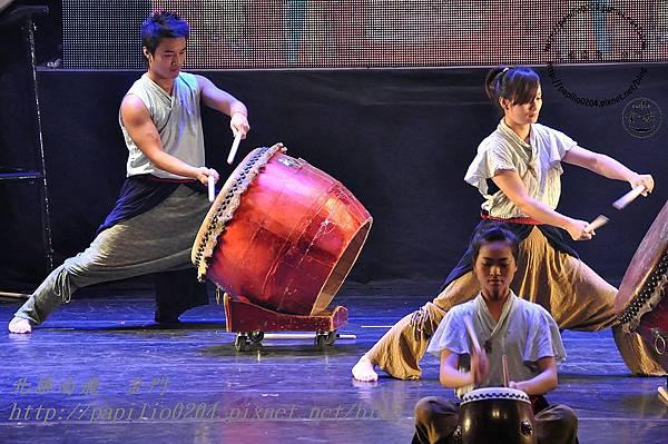 台灣十鼓擊樂團-4