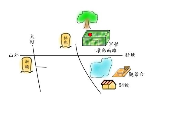 林兜老榕樹