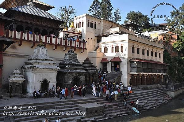 帕素帕蒂納廟(Pashupatinath)-1