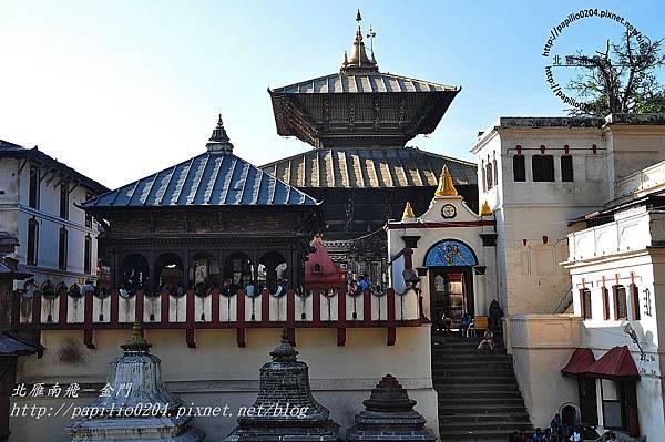 帕素帕蒂納廟(Pashupatinath)-3